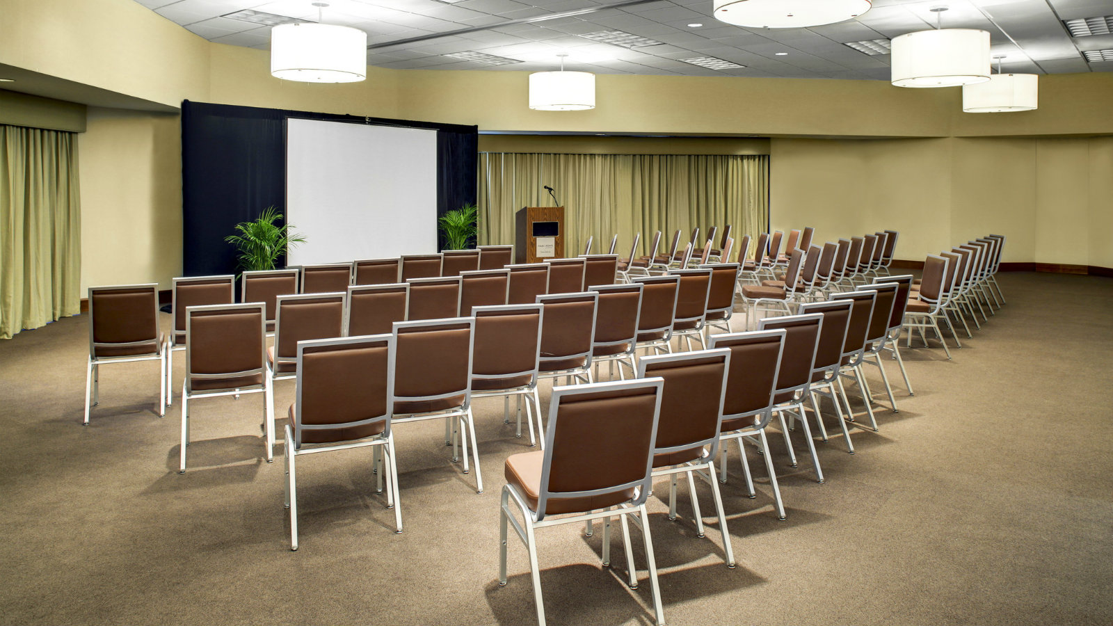 Event Venues Orlando - International Ballroom