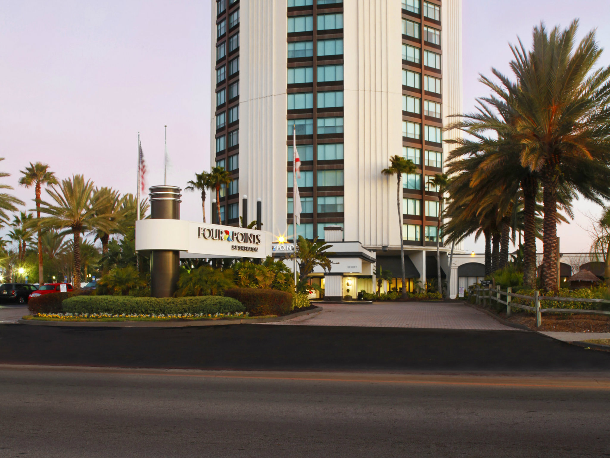 orlando hotels four points orlando international drive