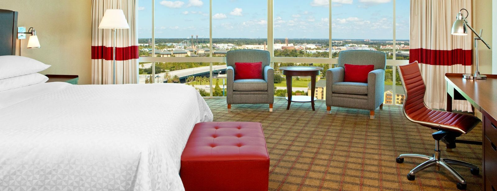 Orlando Accommodations - Deluxe Studio King